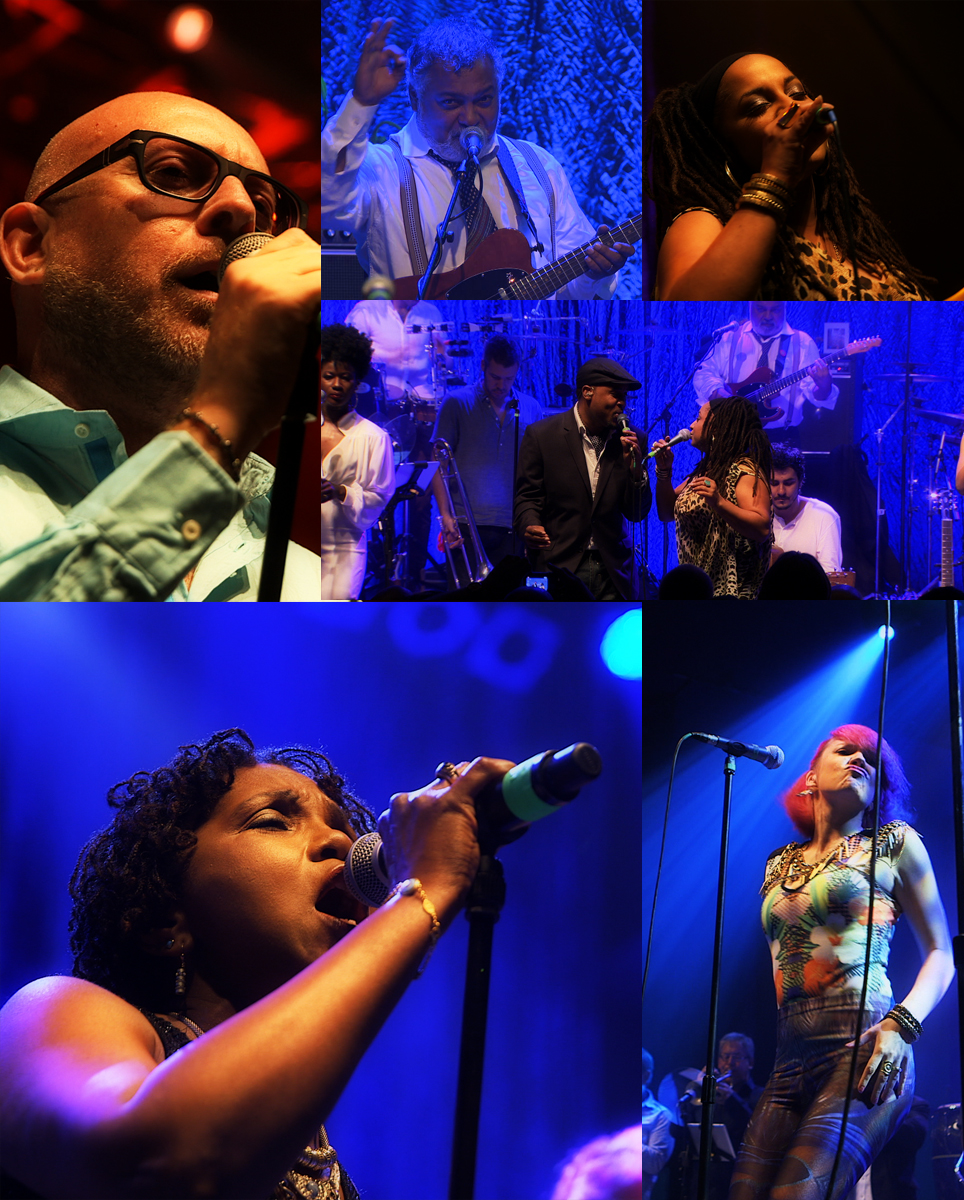 Incognito - Live at the Shepherd's Bush Empire, London and Toward Infinity